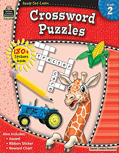Download Crossword Puzzles: Grade 2 (Ready Set Learn) 1420659480