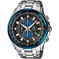 [カシオ]CASIO EDIFICE コバルトブルーベゼル 100m防水 クロノグラフ EF-539D-1A2VUDF メンズ 腕時計 エディフィス [並行輸入品]