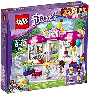 レゴ (LEGO) フレンズ ハートレイクパーティーグッズショップ 41132
