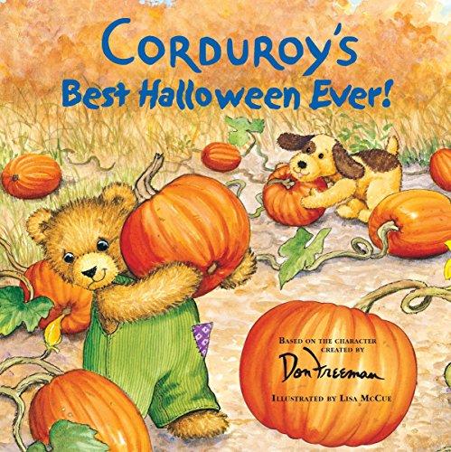 Corduroy's Best Halloween Ever!の詳細を見る
