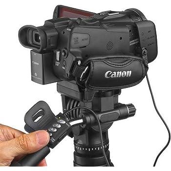 LANC ズームコントローラー SR-VD1【 Canon/Lanc制御 Sony カメラ向け 】