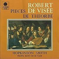 De Visee;Pieces De Theorbe