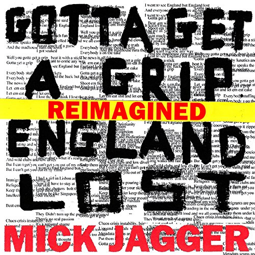 ミック・ジャガー / Gotta Get A Grip / England Lost (Reimagined) [Explicit]
