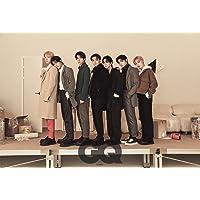GQ 2021/11月号 (ENHYPEN 画報,記事掲載) KOREA MAGAZINE
