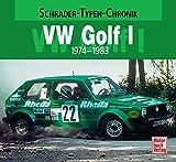 自動車洋書「VW Golf 1 1974-1983」