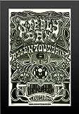 """"""" Steely Dan withアレンToussaint May 6新しいOrleansレトロアートプリント–Framed–印刷のレトロコンサートポスター–機能Walter Becker , Donald Fagen、ジェフ」「Skunk」「バクスター、Denny Dias Jim Hodder、デビッド・パーマー、Royceジョーンズ、マイケル・マクドナルドとJeff Porcaro。」"""