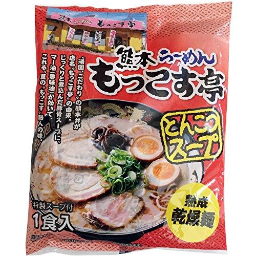クックランド 熊本 もっこす亭 とんこつ味 1食