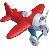 Green Toys AIRR-1026 Airplane, Red, 9 inches