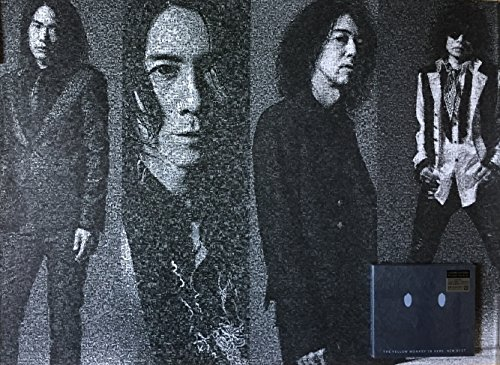 THE YELLOW MONKEY「砂の塔」の歌詞に隠された意味は?MVに登場する坂ノ上茜が...!の画像
