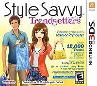 Style Savvy: Trendsetters - Nintendo 3DS [並行輸入品]