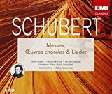 Messes, Lieder, Oeuvres Chorales