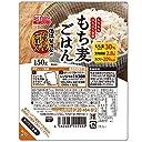 アイリスオーヤマ 低温製法米のおいしいごはん もち麦 パックごはん パックご飯 150g×3個