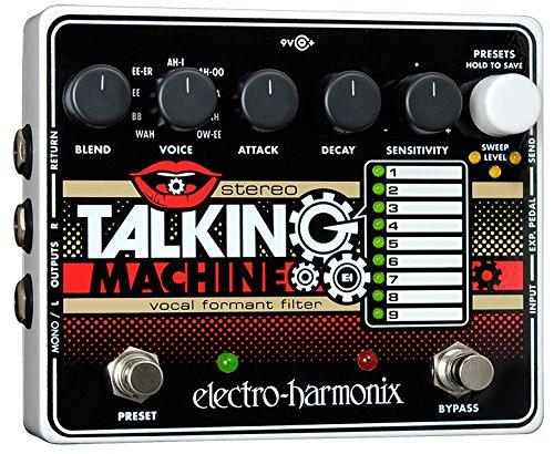 Electro Harmonix Stereo talking Machine エレクトロハーモニクス ステレオ トーキング マシン   マーキングシールプレゼント