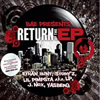 Bae Presents Return of the Ep