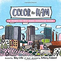 Color the Ham: A Down in the Ham Coloring Book [並行輸入品]