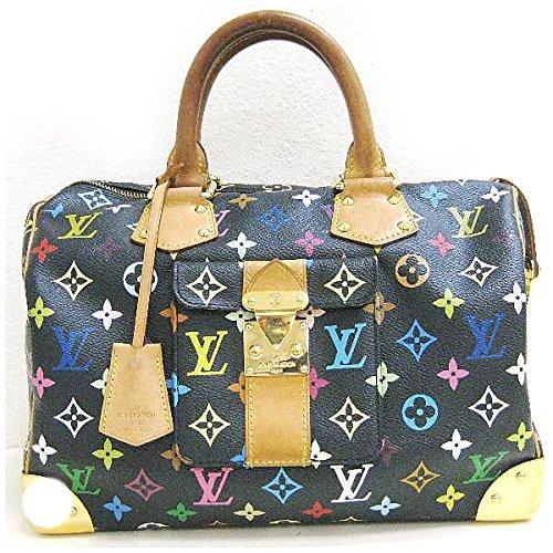 Louis Vuitton(ルイヴィトン) マルチカラー スピーディ30 M92642 バッグ [中古]