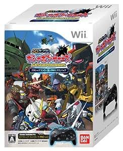 SDガンダム ガシャポンウォーズ クラシックコントローラPRO【クロ】パック - Wii