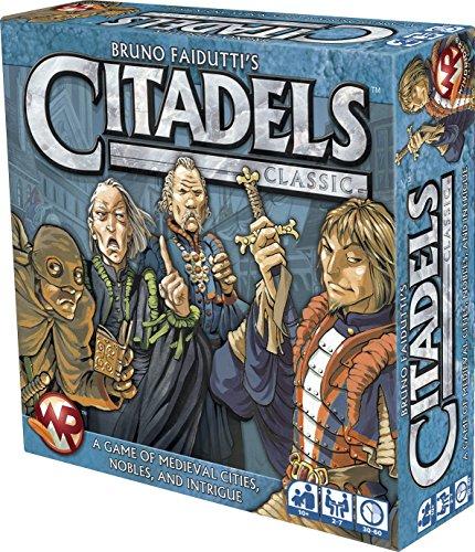 Fantasy Flight Games Citadels Classic Board Games