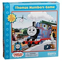 Thomas and Friends Number Game [並行輸入品]