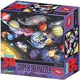 3Dジグソーパズル 宇宙 150ピース