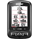 iGPSPORT GPS サイクリングコンピュータ サイコン カラーマップ ナビ インドアモード トレーニングモード