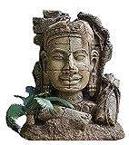 リアリティインスケール 1/35 仏教寺院の廃墟 レジンキット RIS35270