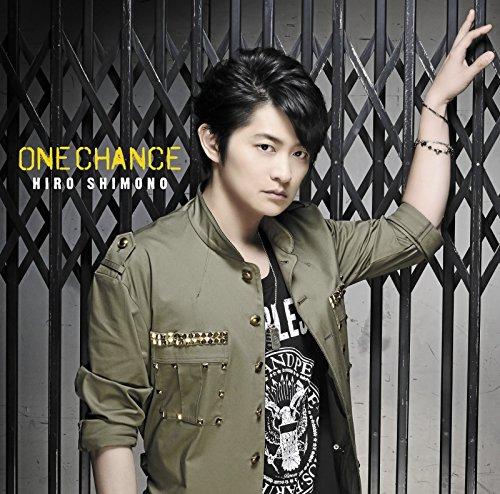 ONE CHANCE(初回限定盤B)(DVD付)