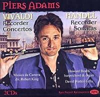 Recorder Music/Handel