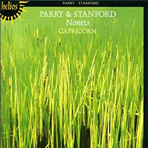 Nonets By Parry and Stanford