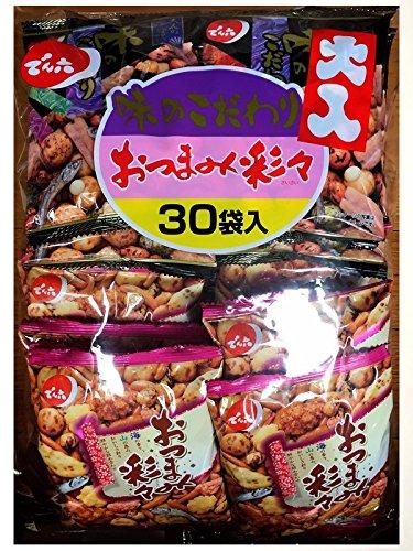 でん六 味のこだわり (730g) 大入り30袋入 ミックスナッツ 豆 ピーナッツ でんろく