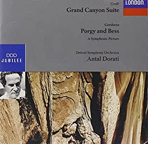 Grand Canyon Suite / Porgy & Bess (Gershwin)