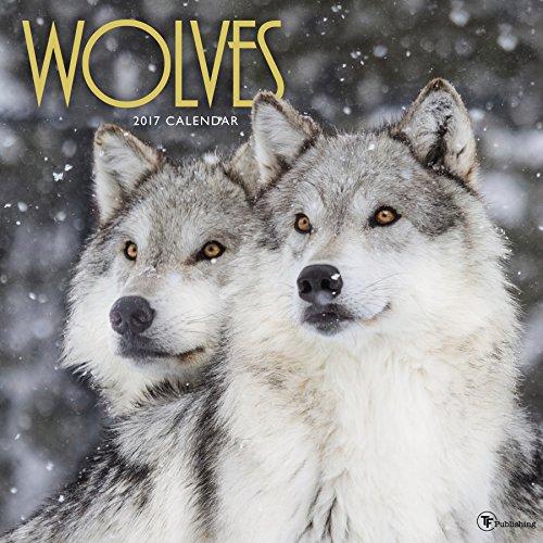 Wolves 2017 Calendar