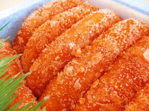かねふく 辛子明太子 1kg 3Lサイズ 贈答用 化粧箱 めんたいこ 魚卵 おにぎりの具 【水産フーズ】