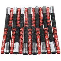 13新しい新しいDecadeゴルフプライドMulti Compoundブラックレッドグリップ標準.600 Core