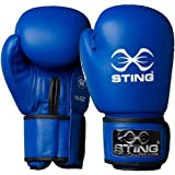 STING Competition Leather Boxing Glove AIBA