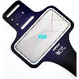 ランニングアームバンド スポーツ ランニング スマホ アームバンド MPOW欧米で大評価、今日本で初売り、タッチ操作OK 防水防汗 軽量 小物収納 調節可能 夜間反射 iPhone 11 Pro/11/XR/Xs MAX/8/7/6S/6 PLUS、