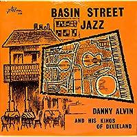 BASIN STREET JAZZ[DANNY ALVIN][LP盤]