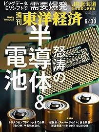 週刊東洋経済 2018年6月30日号 [雑誌](怒涛の半導体&電池)