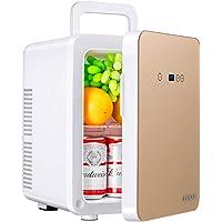 EENOUR 冷温庫 10L ポータブル 小型 冷蔵庫 保温・保冷用 -2℃~60℃ 温度調節可 ワンタッチ操作 LCD…