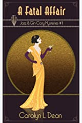 A FATAL AFFAIR: A JAZZ & GIN COZY MYSTERY (book 1) Kindle Edition