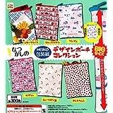 なつかしのHEIKO 包装紙デザインポーチコレクション 全6種セット ガチャガチャ