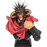 モデルマスター 北斗の拳 ラオウ 胸像 全高約160mm レジン製 塗装済み 完成品 フィギュア