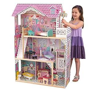 キッドクラフト アナベル ドールハウス 【こども ままごと 木製 ごっこ遊び】 KidKraft Annabelle Dollhouse 正規品