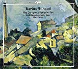 ミヨー:交響曲全集(5枚組ボックス・セット) (Milhaud: The Complete Symphonies) 画像