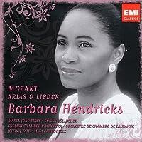 Mozart Arias & Lieder