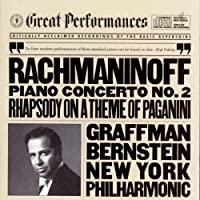 Rachmaninov: Piano Concerto No. 2 / Rhapsody On A Theme Of Paganini (1990-10-25)