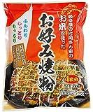 桜井食品 お米を使ったお好み焼粉 200g×4袋