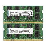 KTA-MB667K2/4G [SODIMM DDR2 PC2-5300 2GB 2枚組 ECC]
