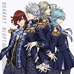 QUARTET NIGHT「FLY TO THE FUTURE」のジャケット画像