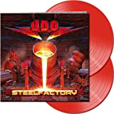 Steelfactory (Clear/Red Vinyl) [Analog]
